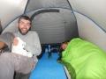 Torres del Paine - Jour 2 : Campamento Italiano