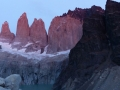 Torres del Paine - Jour 4 : Les Torres !