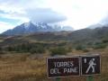 Torres del Paine - Jour 4 : Trajet Hosteria Las Torres / Laguna Amarga
