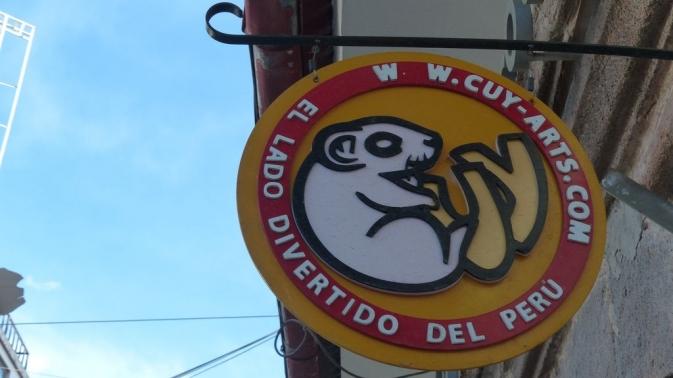 Puno - Rue Jiron Lima