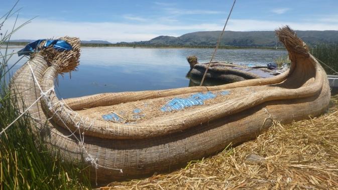 Lac Titicaca - île Uros
