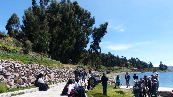 Lac Titicaca - île Amantani