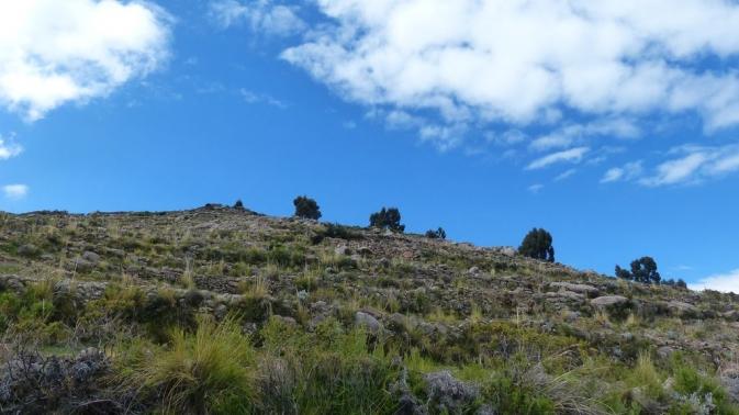 Lac Titicaca - île Taquile