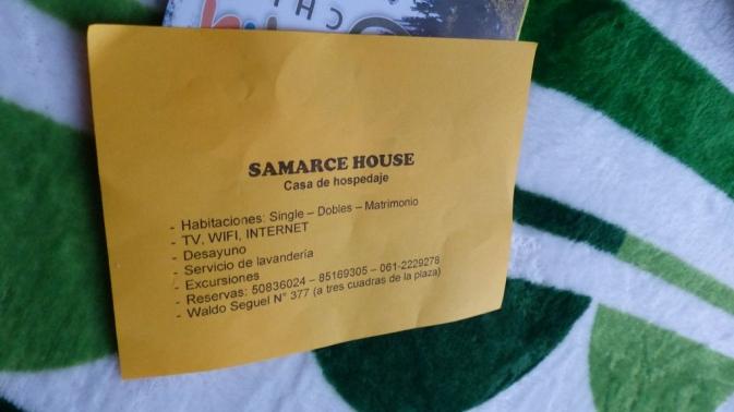 Samarce House