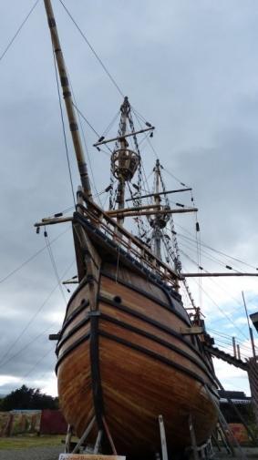 Nao Victoria - Bateau Magellan
