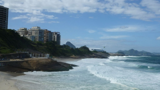 Plage d\'Ipanema - Rio de Janeiro