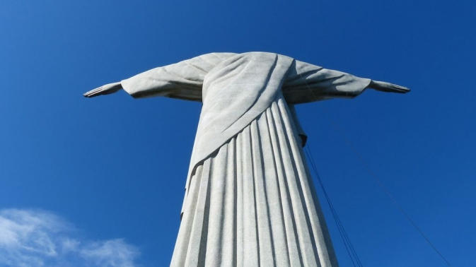 Christ Rédempteur - Corcovado - Rio de Janeiro
