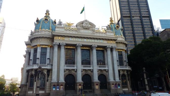 Cinelândia - Rio de Janeiro