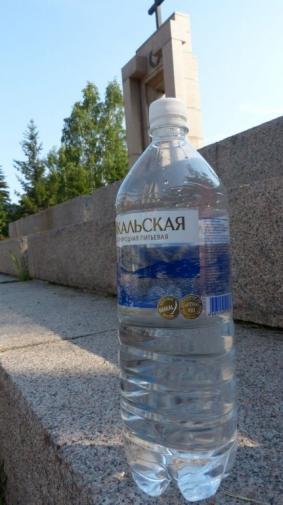 Irkoutsk - l\'eau du Baikal
