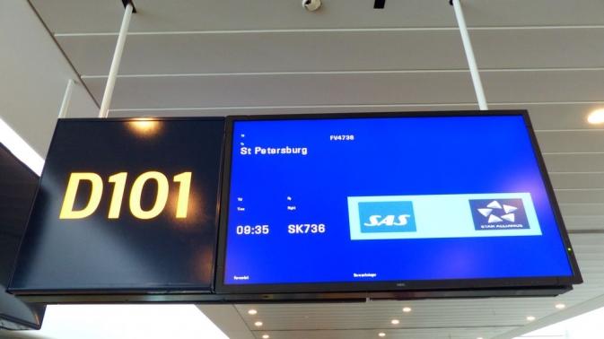 Go to Saint-Pétersbourg !
