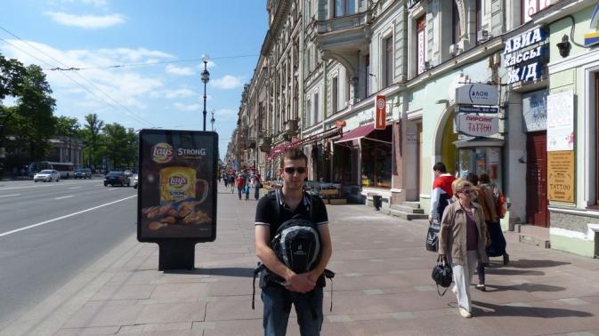Jez à Saint-Pétersbourg