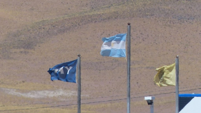 Frontière Chili - Argentine