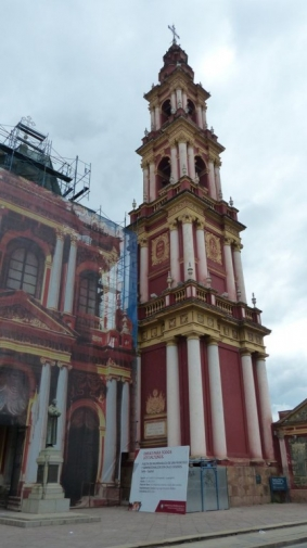 Eglise San Franciso - Salta