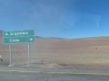 En route vers San Pedro de Atacama