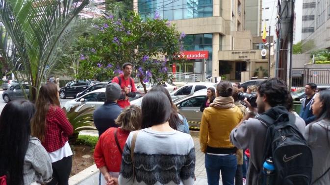 Free Walking Tour - São Paulo