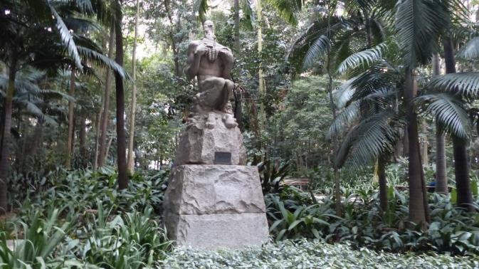 Parque Tenente Siqueira Campos - São Paulo