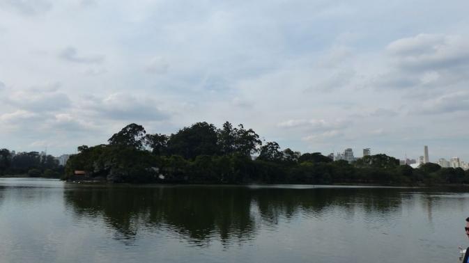 Parc d\'Ibirapuera - São Paulo