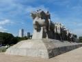 Monument aux drapeaux - São Paulo