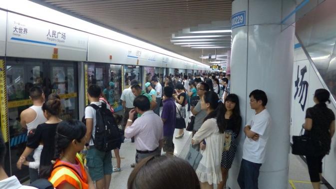 Métro Shanghai