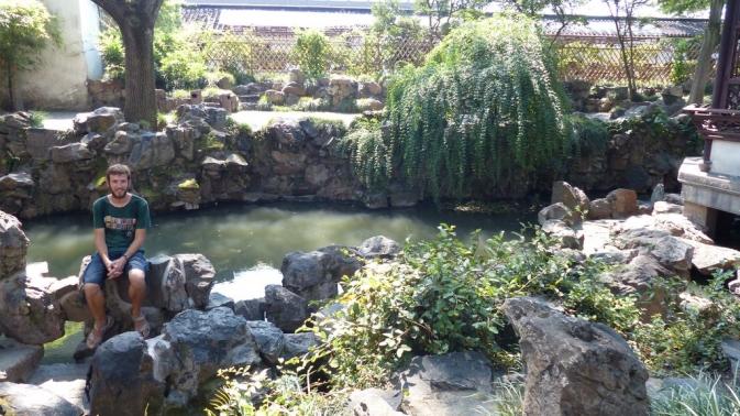 Suzhou - jardin de l\'humble administrateur