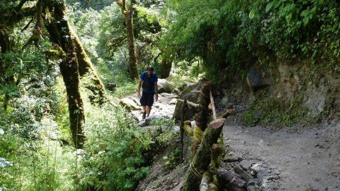 Jour 4 : de Bagarchap à Bhratang