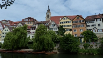 Le Neckar - Tübingen