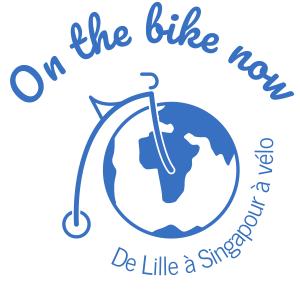 Logo On The Bike Now